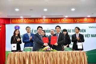 Vietcombank hợp tác cùng Bộ Y tế