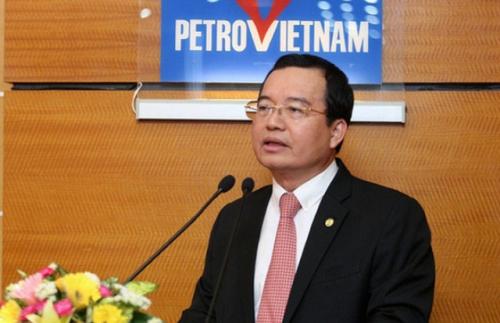 Ông Nguyễn Quốc Khánh thôi giữ chức vụ Chủ tịch Hội đồng thành viên PVN