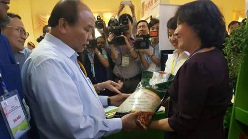 Thủ tướng Nguyễn Xuân Phúc: Nói thẳng, nói thật về ngành gạo