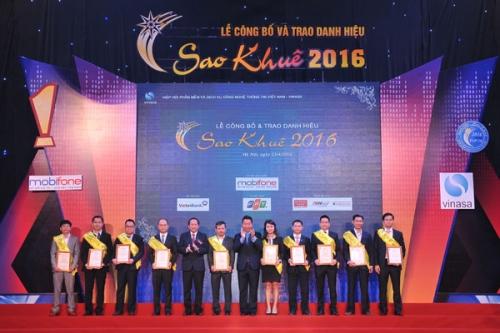 68 đề cử lọt qua vòng sơ tuyển Danh hiệu Sao Khuê 2017