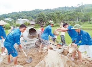 Xây dựng NTM trong quá trình đô thị hóa trên địa bàn cấp huyện