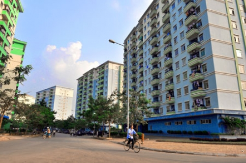Đầu tư dự án nhà ở thương mại phục vụ TĐC tại khu X2 Đại Kim, Hoàng Mai