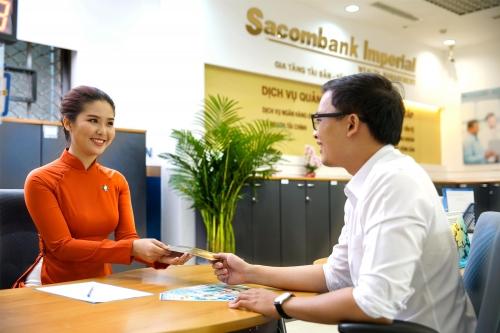 Sacombank triển khai sản phẩm Gói Tài chính toàn diện