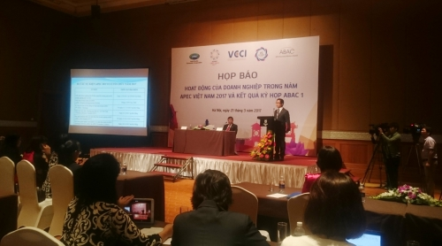 APEC Việt Nam 2017 thu hút đông đảo cộng đồng doanh nghiệp quốc tế