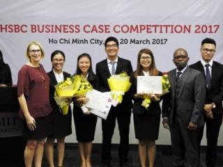 RMIT đại diện Việt Nam tham gia cuộc thi tình huống kinh doanh tại Hồng Kông
