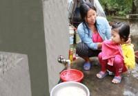 Đề nghị nâng mức cho vay xây dựng công trình nước sạch lên 12 triệu đồng