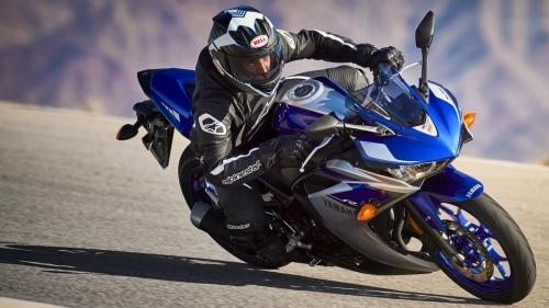 Công ty Yamaha triệu hồi 880 xe Yamaha YZF-R3