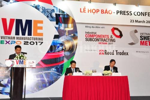 Công nghiệp sản xuất Việt Nam hướng tới ngành công nghiệp 4.0