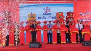 Khánh thành Nhà máy sản xuất nước giải khát Number one Chu Lai