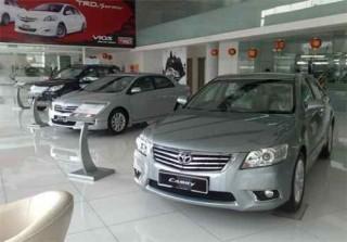NCB dành nhiều ưu đãi cho các đại lý kinh doanh xe ô tô