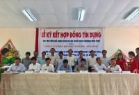 Vietcombank nâng hạn mức tín dụng cấp cho Công ty Thủy Điện Vĩnh Sơn Sông Hinh