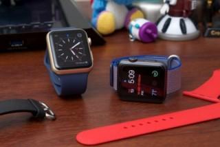 Apple chính thức phát hành watchOS 3.2