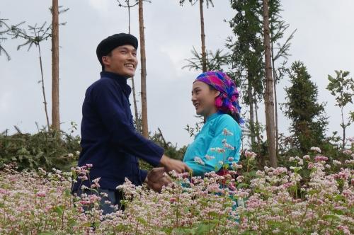 Lặng yên dưới vực sâu: Truyện tình lãng mạn trên cao nguyên đá Hà Giang