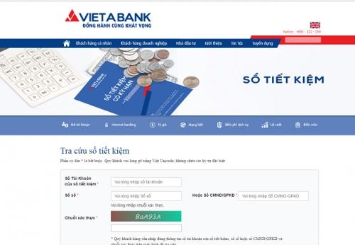 Tin vui cho khách hàng gửi tiết kiệm ngân hàng