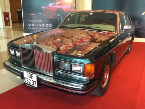 Dàn xe Rolls Royce siêu sang xuất hiện tại FLC Faros Golf Tournament 2018