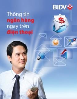 BIDV tăng cường nhiều giải pháp giúp KH quản lý tài chính tiện lợi, an toàn