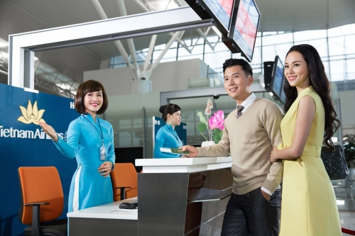 Vietnam Airlines tăng chuyến, ưu đãi vé đi Singapore và Đài Bắc