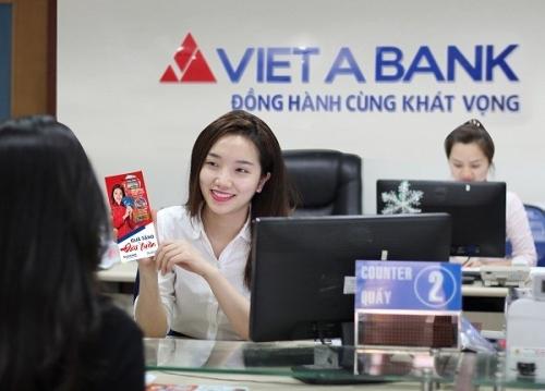Ngân hàng Việt Á có vốn điều lệ gần 3.500 tỷ đồng