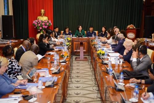 NHNN đánh giá cao sự hỗ trợ của WB và IMF