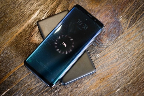 Pin sạc không dây cho iPhone X, Galaxy S9