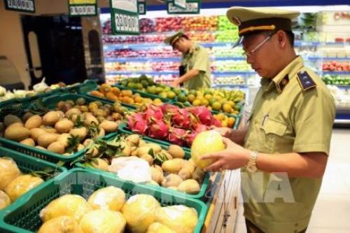 Hải quan đã hướng dẫn thực hiện Nghị định 15 về an toàn thực phẩm