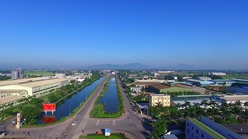 Hà Nội làm đường nối trục phát triển kinh tế đến KCN Phú Nghĩa