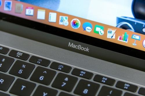 Apple nộp bằng sáng chế về bàn phím MacBook kháng bụi bẩn