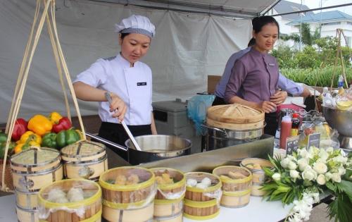 Sắp diễn ra phiên chợ nông dân tại Grand Mercure Danang