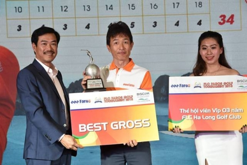 Bất ngờ: Có tới 15 giải Eagle tại FLC Faros Golf Tournament 2018