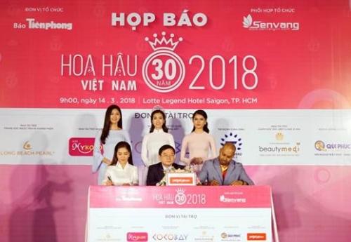 Vietjet là nhà vận chuyển hàng không cho cuộc thi Hoa hậu Việt Nam 2018