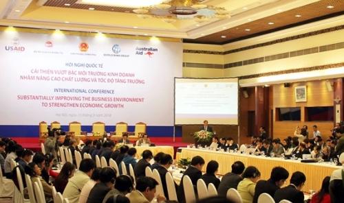 Cải thiện môi trường kinh doanh: Nóng - Ấm không đều