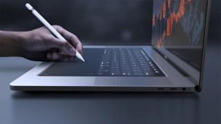 Macbook mới sẽ được trang bị bàn phím cảm ứng có cảm giác bấm như thật?