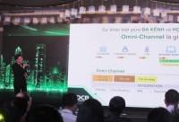 OCB ra mắt ngân hàng hợp kênh đầu tiên