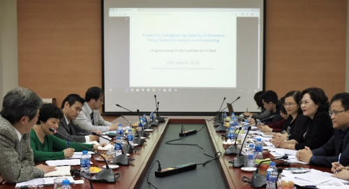 NHNN đánh giá cao sự hỗ trợ và phối hợp của JICA