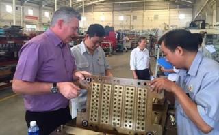 TP.Hồ Chí Minh: Uỷ quyền tuyển dụng lao động nước ngoài cho Hepza