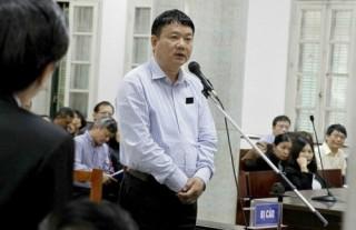 Bị cáo Đinh La Thăng khai không chỉ đạo góp vốn lần 3 vào OceanBank