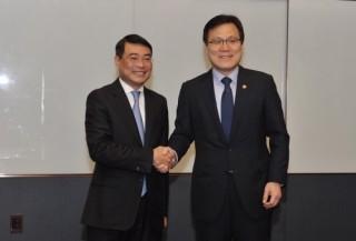 NHNN tiếp tục hỗ trợ tích cực cho hoạt động của các NH Hàn Quốc tại Việt Nam