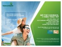 Nhiều ưu đãi hấp dẫn cho KH khi phát hành và thanh toán thẻ Vietcombank