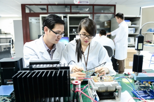 Viettel lọt Top 3 nơi làm việc tốt nhất Việt Nam