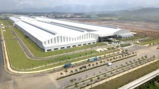 Khánh thành Nhà máy sản xuất ô tô Thaco Mazda
