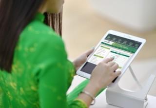 Vietcombank chính thức triển khai dịch vụ nạp rút ví điện tử VNPT Pay