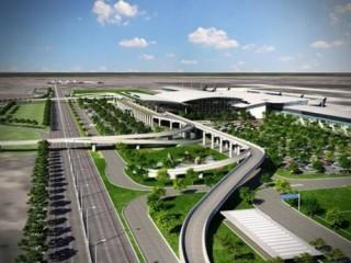 Sân bay Long Thành: Có thể khởi công xây dựng các khu bay vào năm 2021