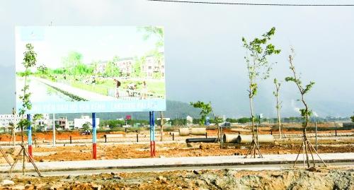 Đất nền Tây bắc Đà Nẵng vẫn đắt khách
