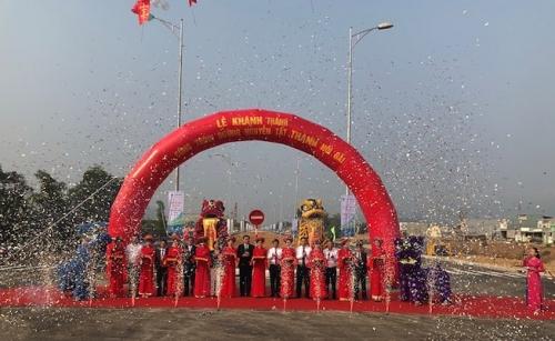 Đà Nẵng khánh thành tuyến đường do WB tài trợ