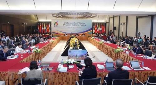 Hội nghị Quan chức cao cấp Hợp tác Tiểu vùng Mê Kông mở rộng
