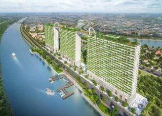 Diamond Lotus Riverside đạt không gian sống chuẩn mực