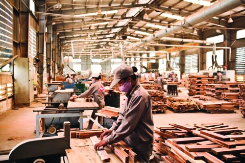 Để doanh nghiệp ngành gỗ vững vàng hội nhập