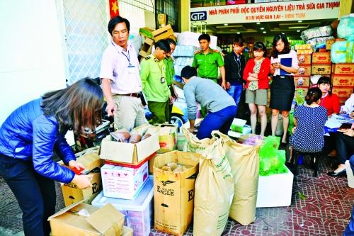 Chống buôn lậu và gian lận thương mại: Chủ động vượt qua những thách thức