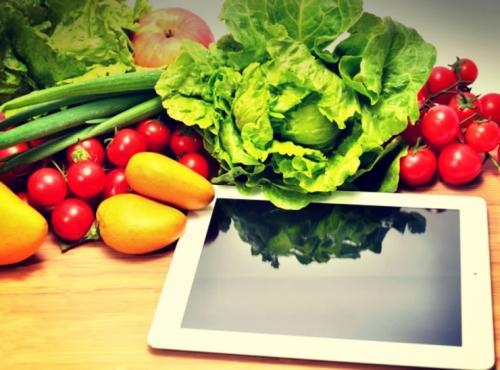 Tiện ích chợ nông sản điện tử