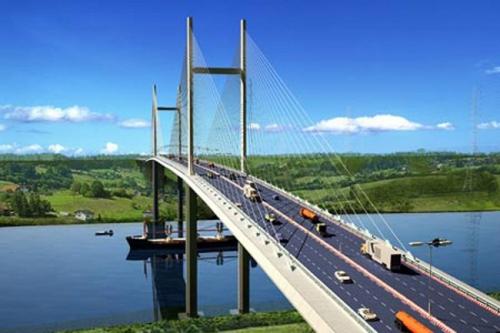TP.HCM: Sẽ xây cầu Cần Giờ thay thế phà Bình Khánh